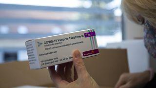 Az AstraZeneca vakcinájával Magyarországon is oltanak