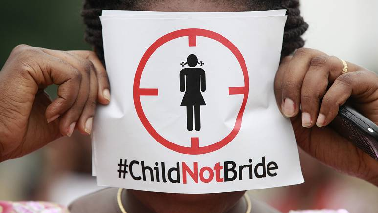 UNICEF Warns Coronavirus Puts 10 Million Girls at Risk of Child Marriage Before End of the Decade