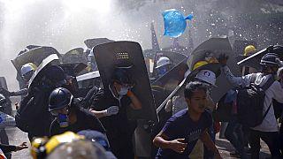 Las manifestaciones del Día de la Mujer en Birmania también piden derrocar a los golpistas