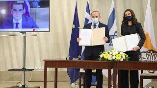 Κύπρος, Ισραήλ και Ελλάδα υπέγραψαν Μνημόνιο για τον EuroAsia Interconnector