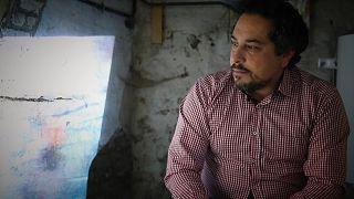 شاهد: لاجئ سوري فضل الهروب من بلده على المشاركة في الحرب السورية