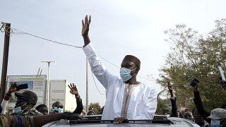 Sénégal : l'opposant Ousmane Sonko est libre