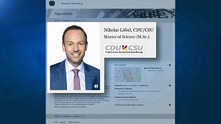 Nikolas Löbel has serving as a member of the Bundestag since 2017.