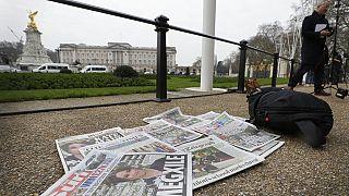 Tenso silencio en Buckingham tras las acusaciones de racismo de los duques de Sussex
