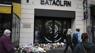 The attacks at the Bataclan concert hall, Paris cafes and Stade de France killed 130 people.