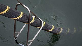 Su altı enerji kablosu