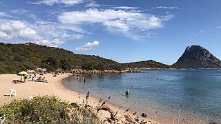 Sardegna zona bianca