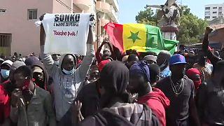 pro-sonko activists