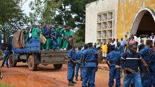 Burundi president pardons 40% of inmates to free up prisons