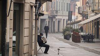 همهگیری کرونا در ایتالیا