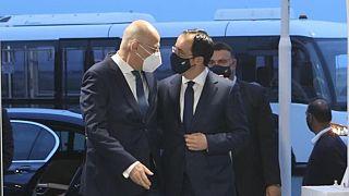 Οι υπ. Εξωτερικών Ελλάδας και Κύπρου