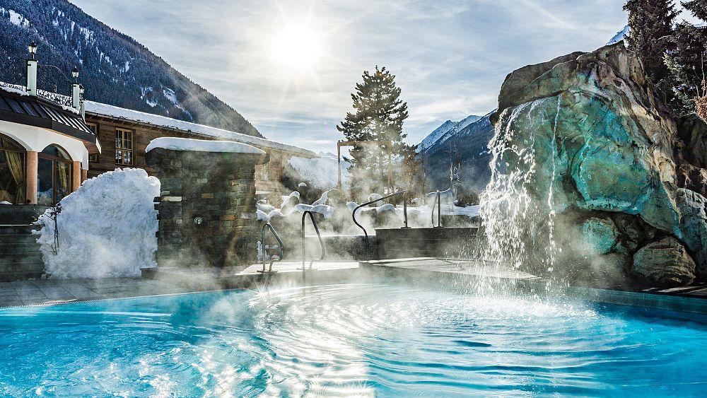 5 spa breaks in Europe with breathtaking views
