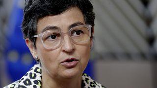 Arancha González Laya, ministra de Asuntos Exteriores de España,