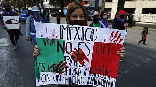 """""""Il Messico non è un paese: è una fossa comune con un inno"""":"""