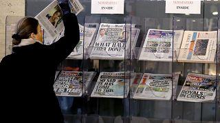 İngiliz basınının Prens Harry ve eşi Meghan'ın verdiği röportaja tepkileri