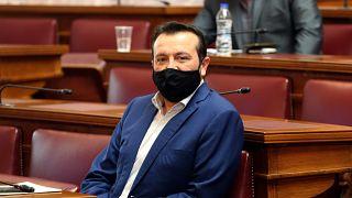 Ο βουλευτής ΣΥΡΙΖΑ Νίκος Παππάς