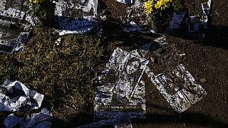 A nők elleni erőszak áldozatainak fotói Chilében