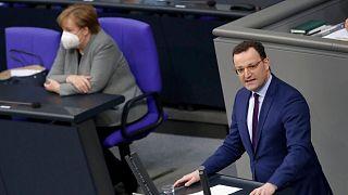وزیر بهداشت آلمان و صدراعظم این کشور