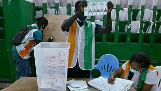 Ivory Coast's ruling party wins absolute majority in parliament