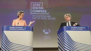 """""""Цифровой компас"""" Брюсселя для дигитализации Евросоюза"""