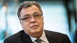 Rusya'nın eski Ankara Büyükelçisi Andrey Karlov