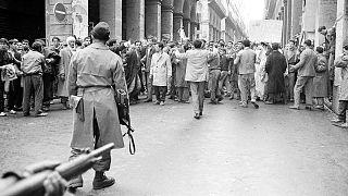 نبرد الجزایر- الجزیره، ۱۹۶۰