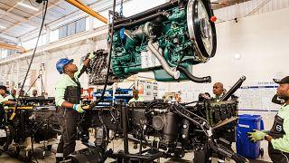 Afrique du Sud : croissance de + 1,5 % au dernier trimestre 2020
