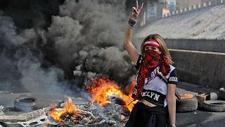 اعتراضهای سراسری در لبنان