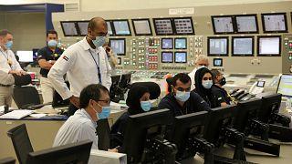 محطة للطاقة النووية في الإمارات