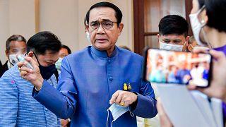 رئيس الوزراء التايلاندي برايوت تشان أو تشا