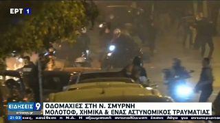 Gravi proteste contro la polizia ad Atene, diversi feriti