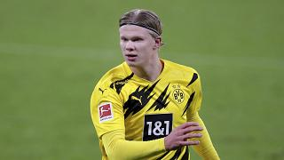 UCL: Haaland stars Dortmund through to next round as Cristiano's side flops