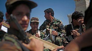 قوات الحوثيون في اليمن