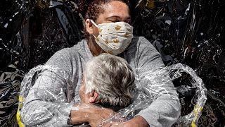 """Pandemie & Territorialkonflikte: Das sind die Nominierten für den Wettbewerb """"World Press Photo"""""""