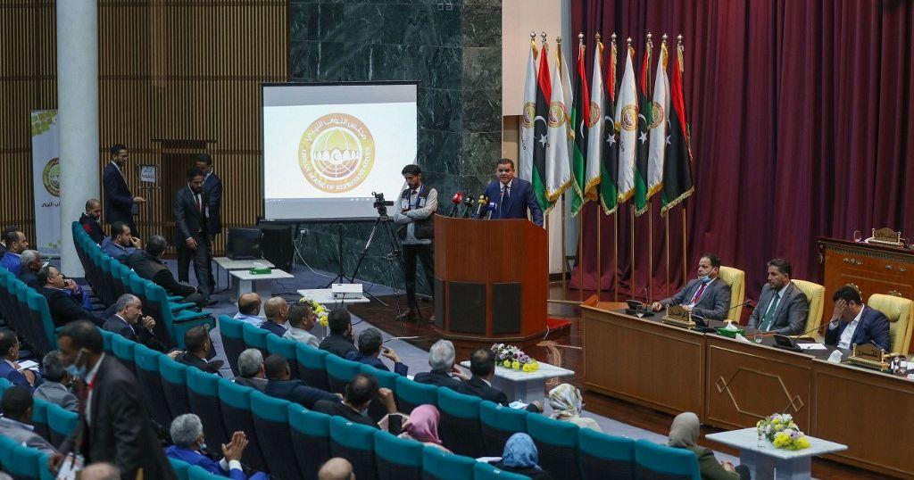 Le Parlement libyen vote la confiance au gouvernement de transition |  Africanews