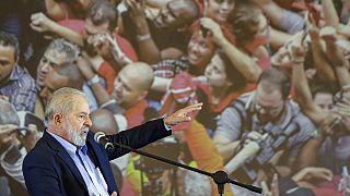 As condenações de Lula da Silva no caso Lava-jato foram anuladas esta segunda-feira