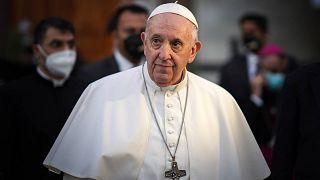 Papa Francis, Irak ziyaretini değerlendirdi: Silahları teröristlere kim sattı?