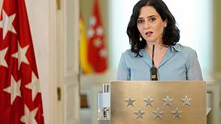Isabel Diaz Ayuso, the President of the Madrid region, has called an election for 4 May.