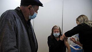 Συνεχίζεται εντατικά το πρόγραμμα εμβολιασμού