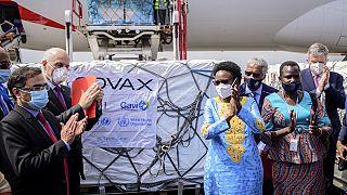 Uganda starts COVID-19 vaccinations