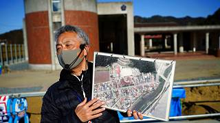 Noriyuki Suzuki, who lost his 12-year-old daughter in Japan's tsunami in 2011, will take part in the torch relay for the upcoming Tokyo Olympics.