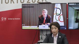 IOC-Präsident Bach für vier weitere Jahre wiedergewählt