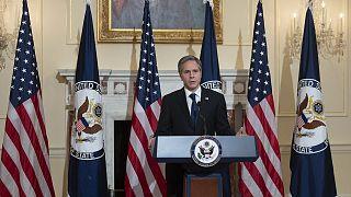 ABD Dışişleri Bakanı Antony Blinken