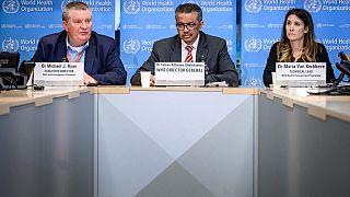 Los responsables de la OMS el 11 de marzo de 2020 declaran que la COVID-19 se ha convertido en una situación de pandemia