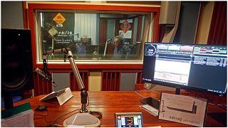 """محطة """" كلوب راديو""""، بودابيست، 9 فبراير 2021"""