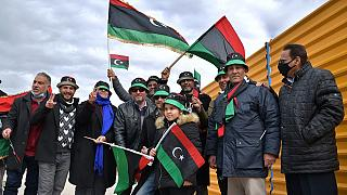 Libyans react after lawmakers approves unity government