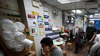 سرقة أوراق مراحيض في هونغ كونغ