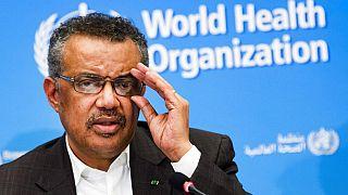 Tedros Adhanom Ghebreyesus, Generaldirektor der Weltgesundheitsorganisation (WHO),