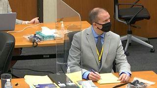 درک شووین در دادگاه