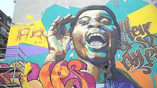 Street Art, Genève, mars 2021